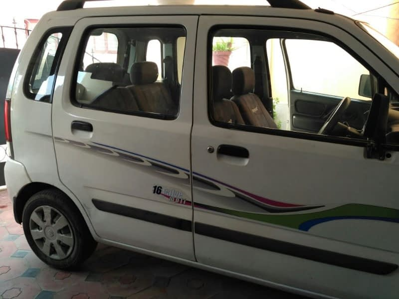 Maruti Suzuki Wagon R VXi