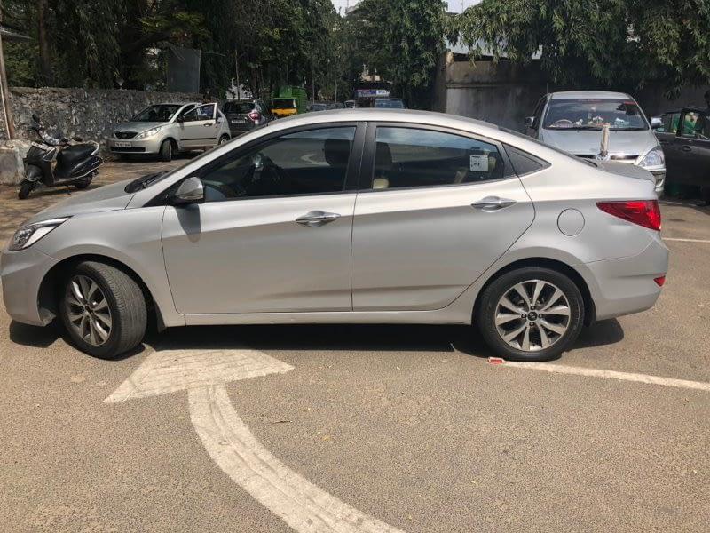 Hyundai Fluidic Verna 1.6 CRDI SX (O)