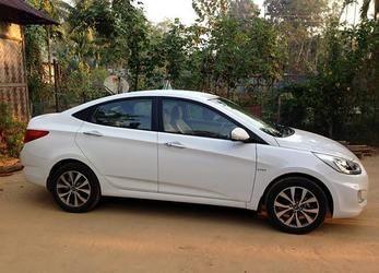 Hyundai Fluidic Verna 1.4 CRDI