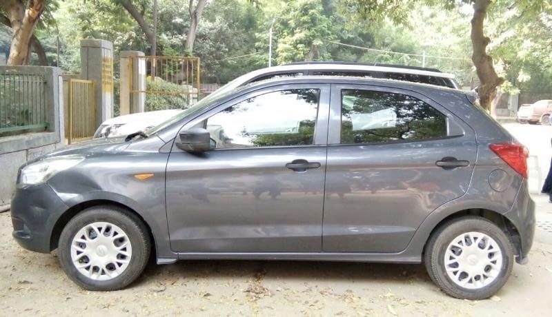 Ford Figo ambiente 1.2 petrol
