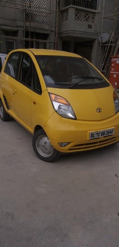 Tata Nano LX BS IV