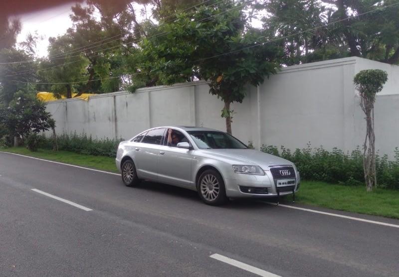 Audi A6 3.0 TDI Quottro