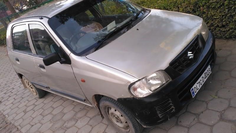 Maruti Suzuki Alto 800 LX