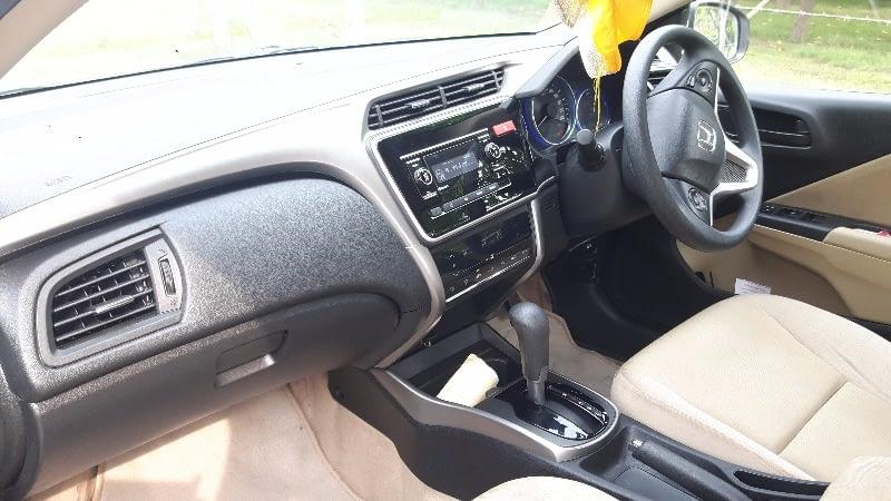 Honda City  SV CVT