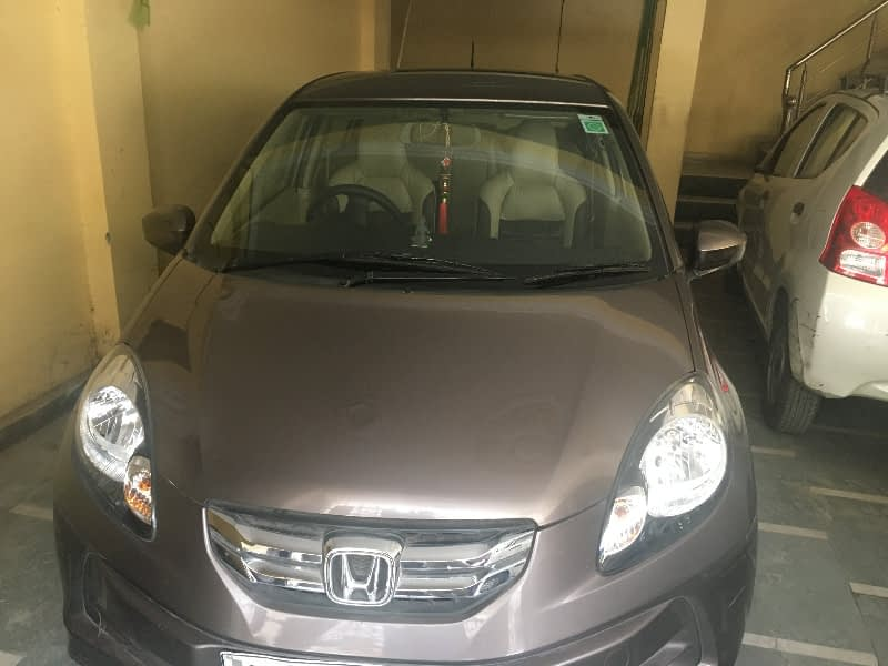 Honda Amaze S MT i-VTEC