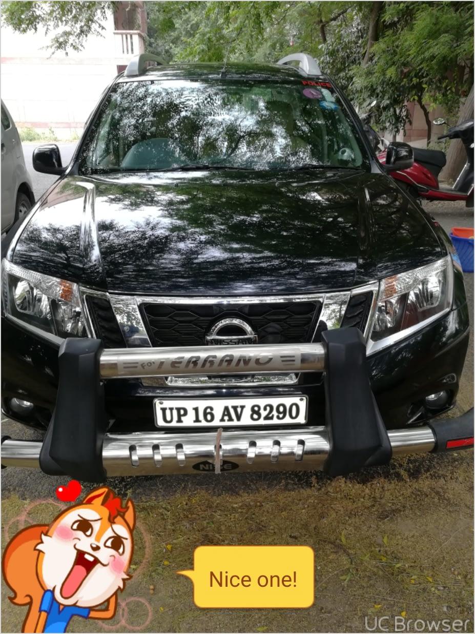 Nissan Terrano XV D THP Premium 110 PS