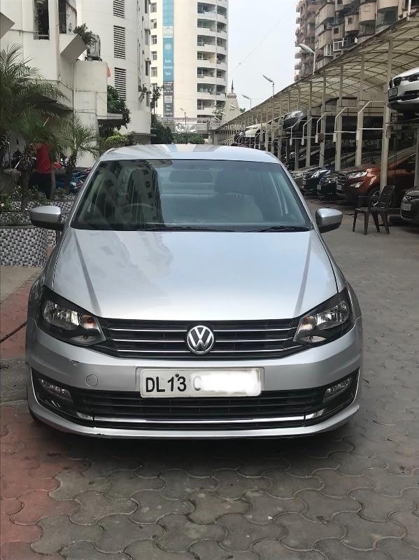 Volkswagen Vento  1.6MT Trendline
