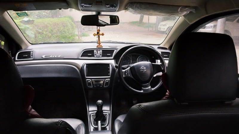 Maruti Suzuki Ciaz ZDi+ SHVS RS