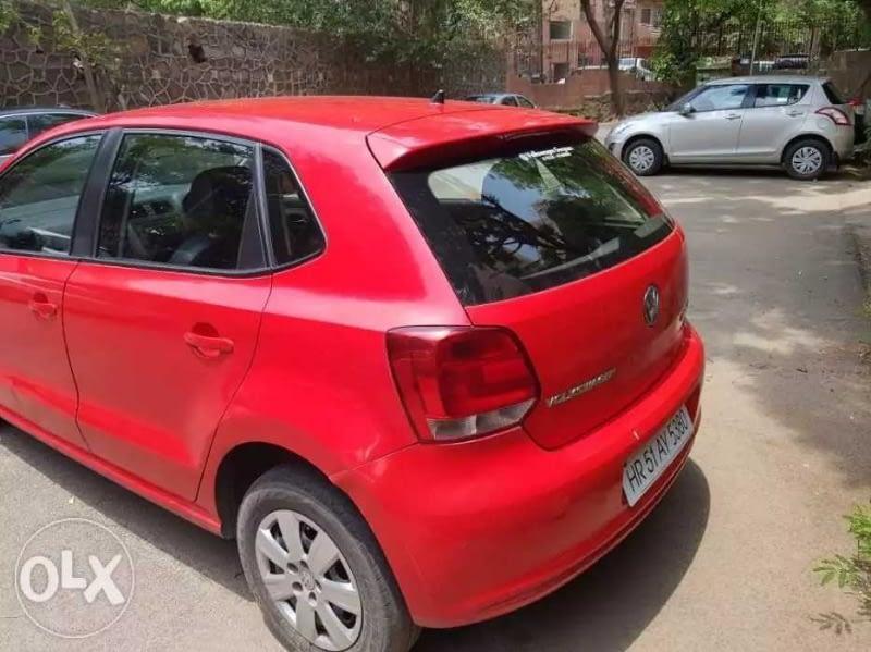 Volkswagen Polo Trendline diesel