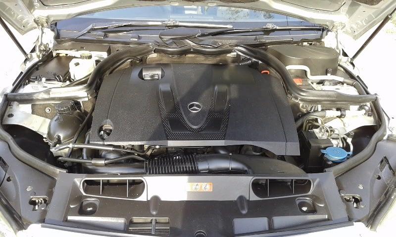 Mercedes Benz C Class  220 CDI Avantgarde
