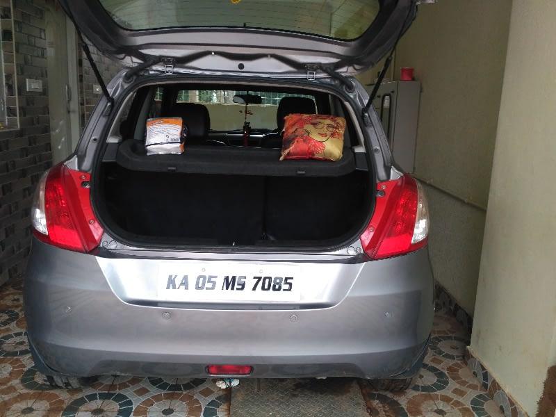 Maruti Suzuki Swift ZXi