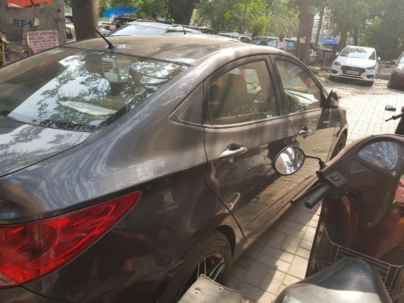Hyundai Verna 1.6 CRDI EX