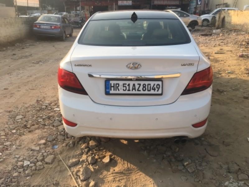 Hyundai Verna 1.6 CRDi SX (O)