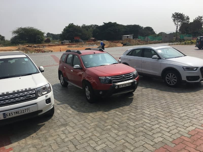 Renault Duster 110 PS RXZ O with Navigation