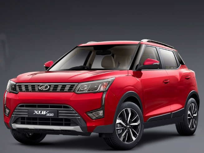 Launch date of XUV 300