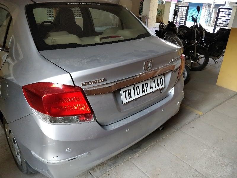 Honda Amaze SX MT iDtec