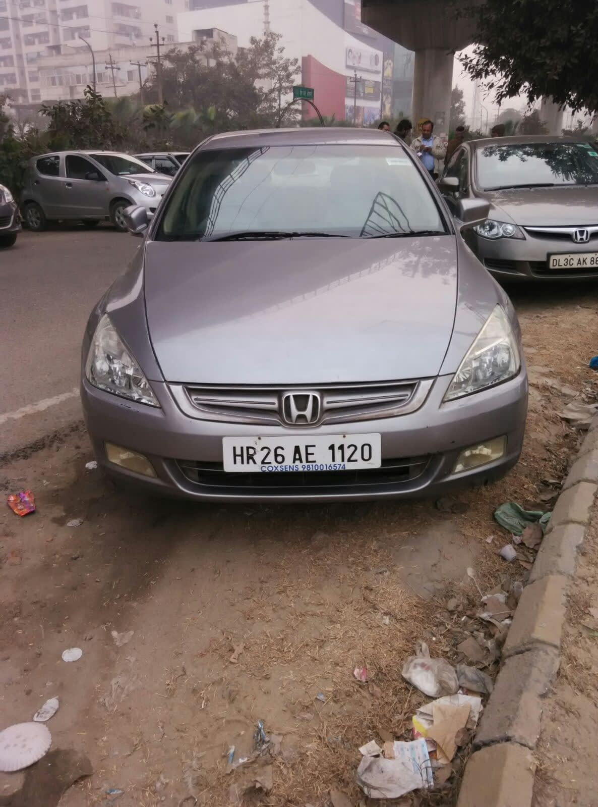 Honda Accord 2.3 VTI L MT