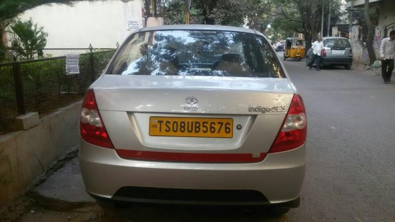 Tata Indigo eCS CR4