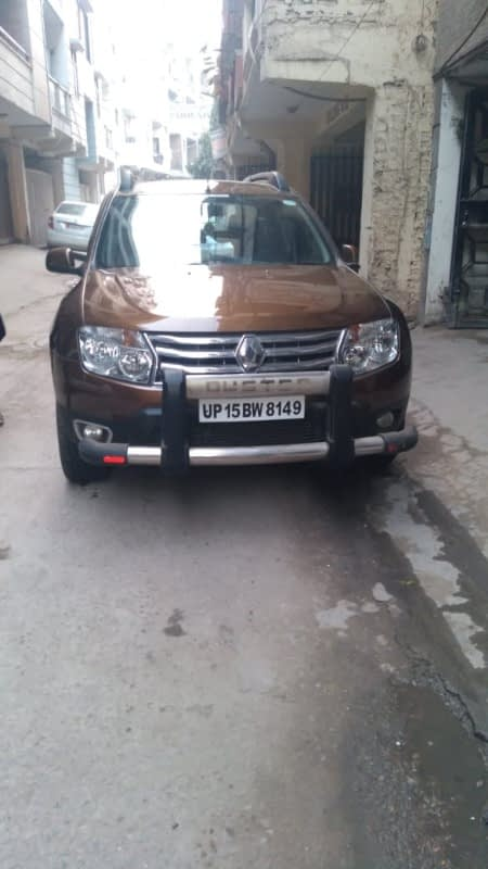Renault Duster 85ps RXL -O with navigation
