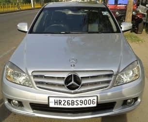 Mercedes Benz C Class  200 K AT