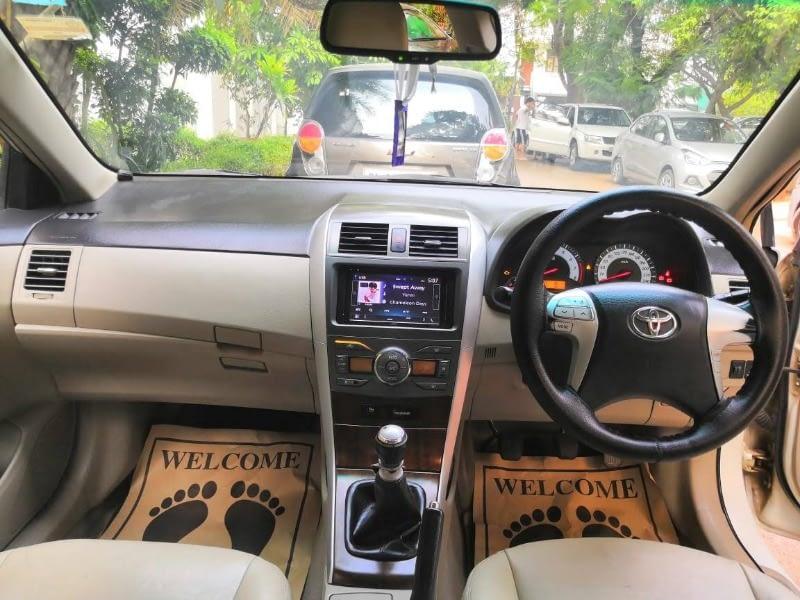 Toyota Corolla Altis G MT