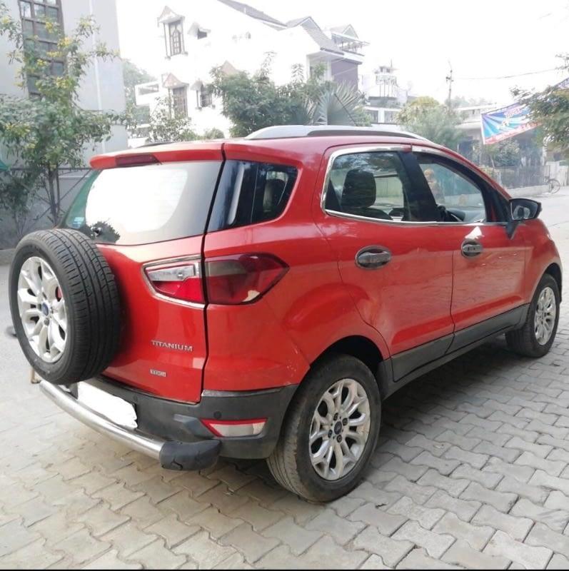 Ford EcoSport Titanium TDCI 1.5L
