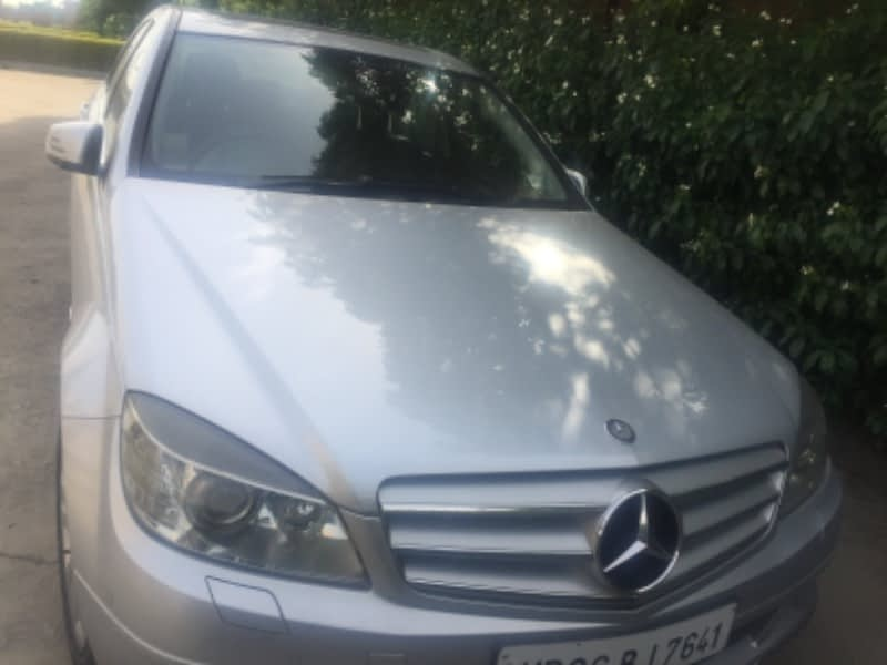 Mercedes Benz C Class 250 CDI Avantgarde
