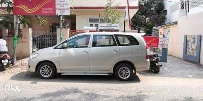 Toyota Innova 2.5VX BSiv