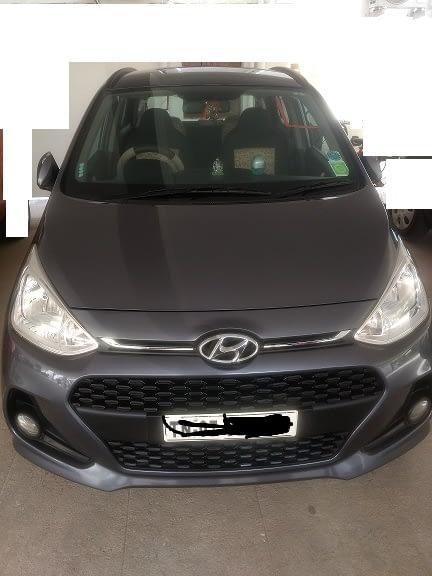 Hyundai Grand i10 Sportz 1.2 Kappa VTVT