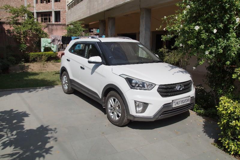 Hyundai Creta CRDI 1.6 SX AT