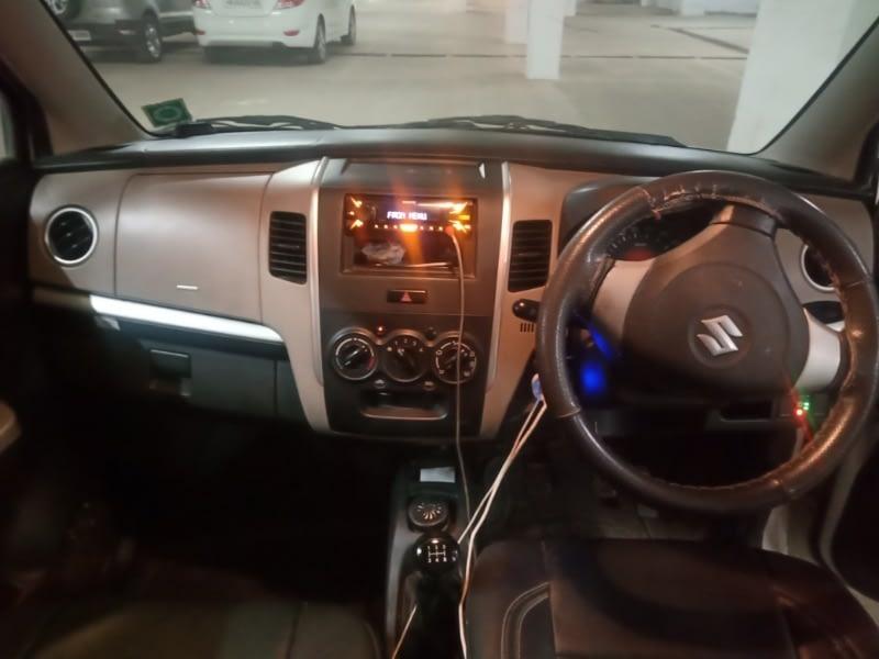 Maruti Suzuki Wagon R Lxi CNG (O)
