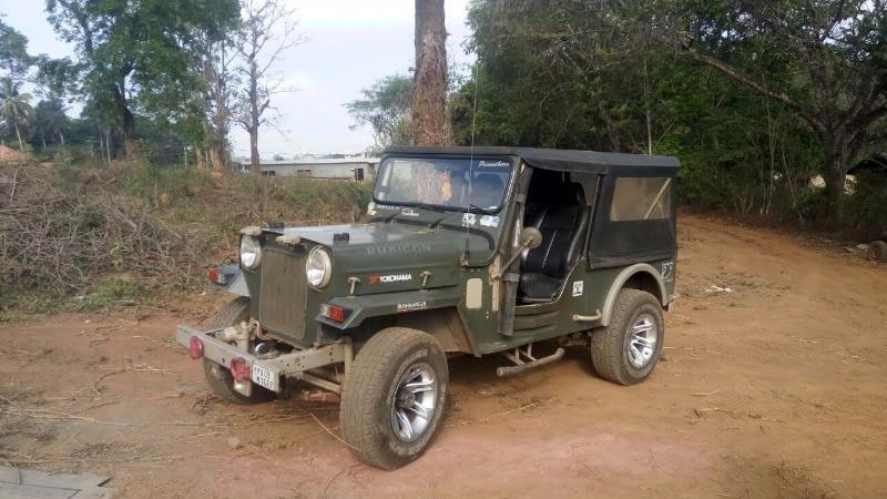 Mahindra Jeep DI 2WD PS BS III