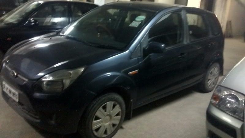 Ford Figo Duratec ZXI Petrol