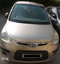 Hyundai I 10 Sportz AT kappa2