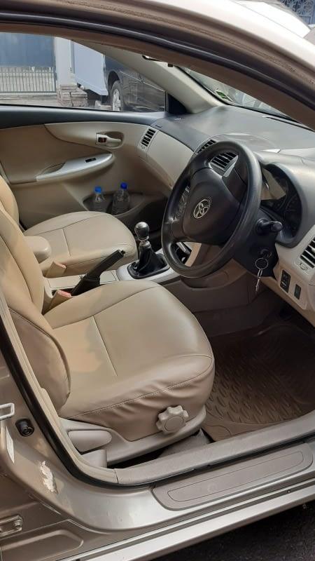 Toyota Corolla Altis D 4D J
