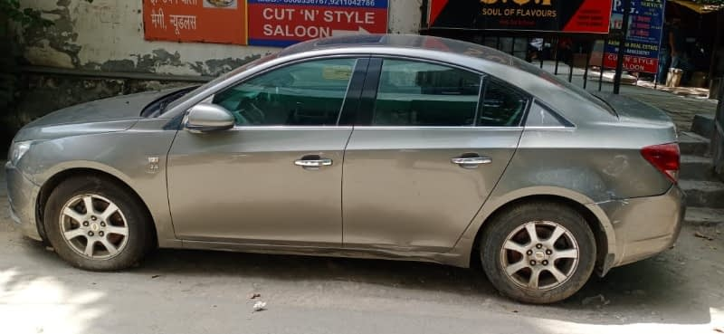 Chevrolet Cruze 2.0 LTZ MT BS4 (NEW)