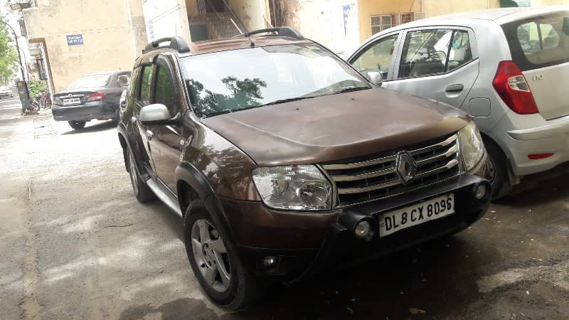 Renault Duster RXL DCI