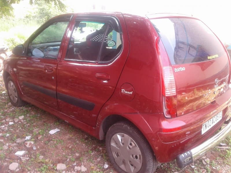 Tata Indica eV2 DLS BSIII