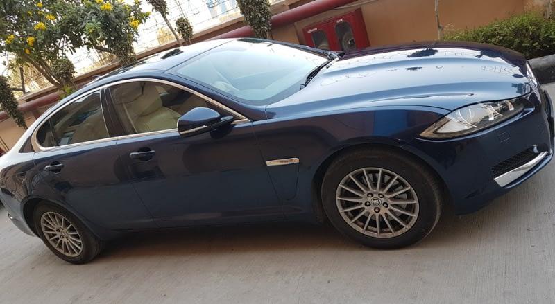 Jaguar XF 2.2 Diesel Luxury