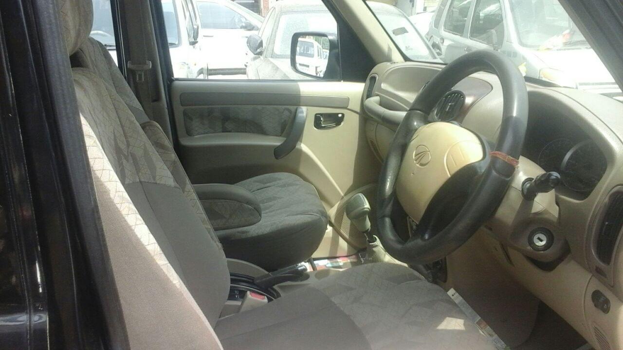 Mahindra Scorpio S6 Plus