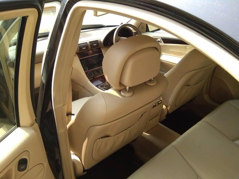 Mercedes Benz C Class 200 K MT