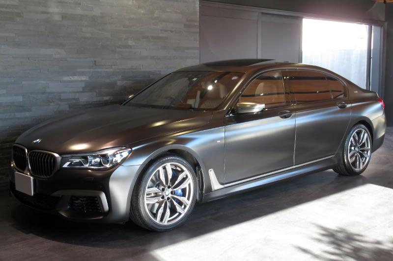 BMW 7 Series 740LI