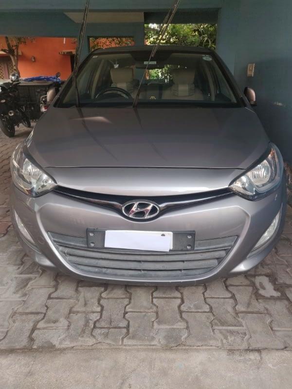Hyundai Elite i20 Sportz 1.4 CRDI